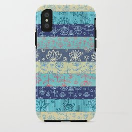 Lily & Lotus Layers iPhone Case