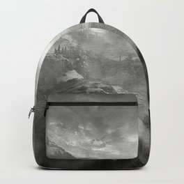 B&W - Wish You Were Here (Chapter I) Backpack