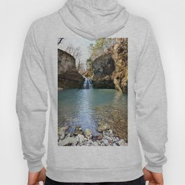 Alone in Secret Hollow with the Caves, Cascades, and Critters, No. 2 of 21 Hoody