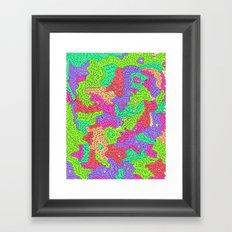Jessica Fletcher Framed Art Print