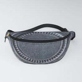 Pretty ornamented book cover Fanny Pack