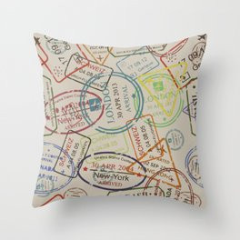 World Traveler Throw Pillows For Any Room Or Decor Style Society6