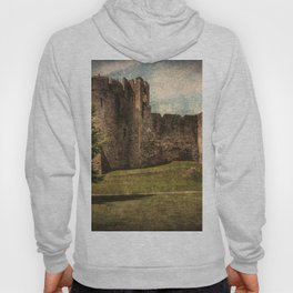 Chepstow Castle Towers Hoody