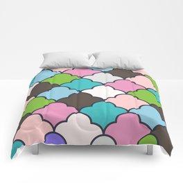 Preppy Fun Pattern Comforters