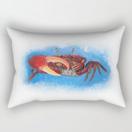 Sea crab Rectangular Pillow