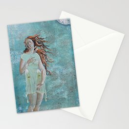 """Luna Moth Venus"" Jane Bawn Stationery Cards"