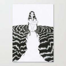 The Awaking Canvas Print