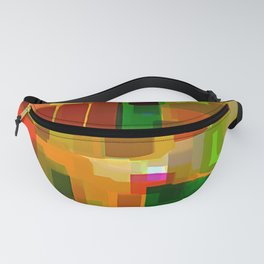 city ​​construction site Fanny Pack