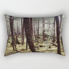 Tree gathering | Nature Photography Rectangular Pillow