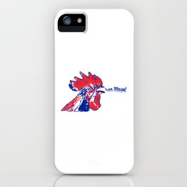 France Les Blues (The Blues) ~Group C~ iPhone Case