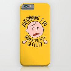 CHARLIE BROWN iPhone 6 Slim Case