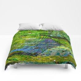 Landscape of My Heart (segment 4) Comforters