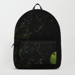 Green Moon Backpack