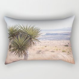 Marfa I - Home on the Range Rectangular Pillow