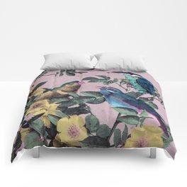 Birds in Bloom Comforters