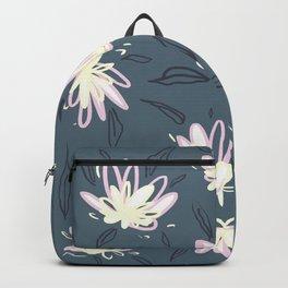 Pink Cloves Romantic Art Backpack