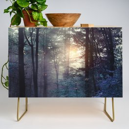 A walk in the forest Credenza