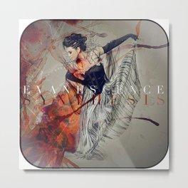 evanescence album 2020 atin4 Metal Print