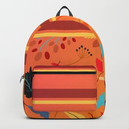 Pumpkin spices Backpack
