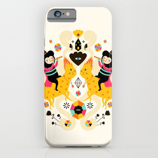 Music is happiness iPhone & iPod Case