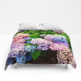 Bouquet of Colors Comforters