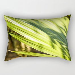 Swamp Life in New Orleans Rectangular Pillow