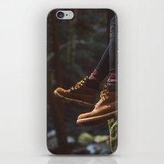Footwork iPhone & iPod Skin