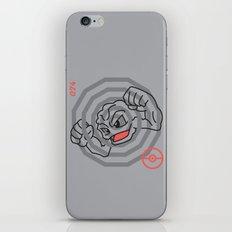 G-074 iPhone & iPod Skin