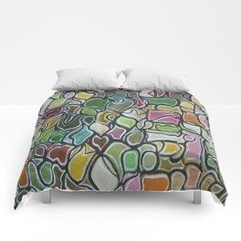 Flowery Stuffs Comforters