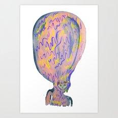 SOUL SAILOR no.2 Art Print