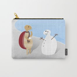 Snowturtle Carry-All Pouch