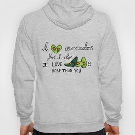 Avocados Are Amazing Hoody