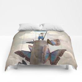 Weltenwanderer Comforters