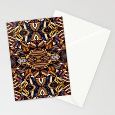 Angle Land Extrapolated Stationery Cards