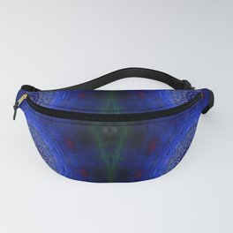 Blue Machine Fanny Pack