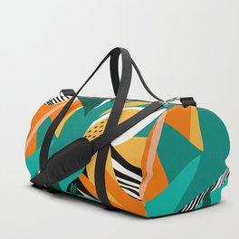 Jungle Abstract Duffle Bag