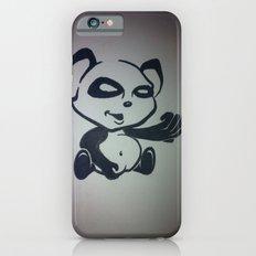 Panda With Attitude iPhone 6s Slim Case