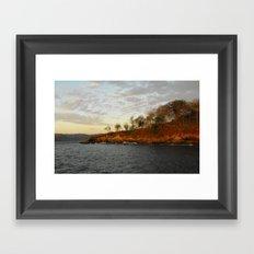 Pura Vida! Framed Art Print