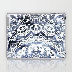 BLUE ORION JEWEL MANDALA Laptop & iPad Skin