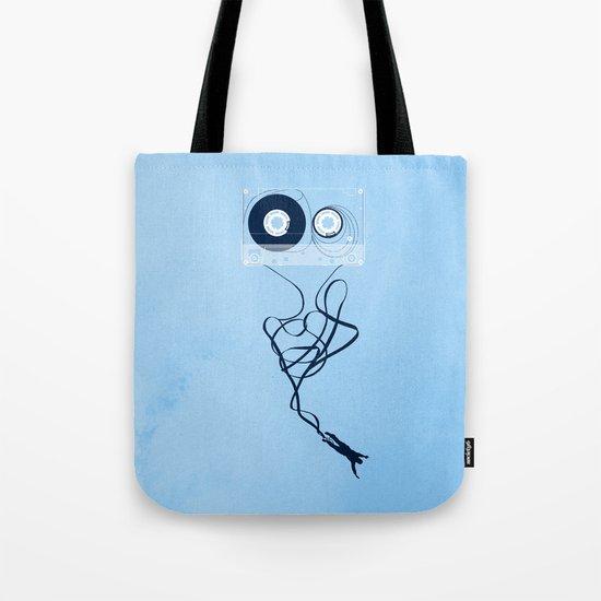 Fast Forward Tote Bag