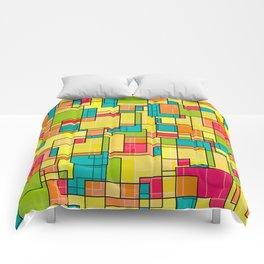 Square Club Comforters
