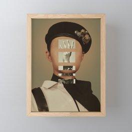 68 Framed Mini Art Print