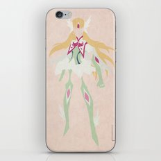 Yuna Aquila iPhone & iPod Skin
