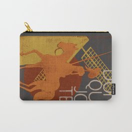 Books Collection: Don Quixote Carry-All Pouch