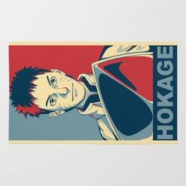 Naruto - Hokage Rug