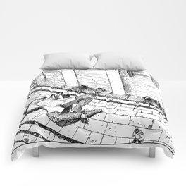 asc 766 - Le corps étranger (Sightseeing) Comforters