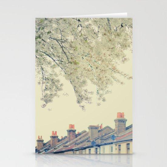 Spring 03 Stationery Cards