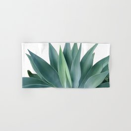 Agave blanco Hand & Bath Towel