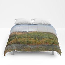 Adventurous Alaska Comforters
