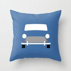 Mini Cooper ( Mk VII ) Throw Pillow
